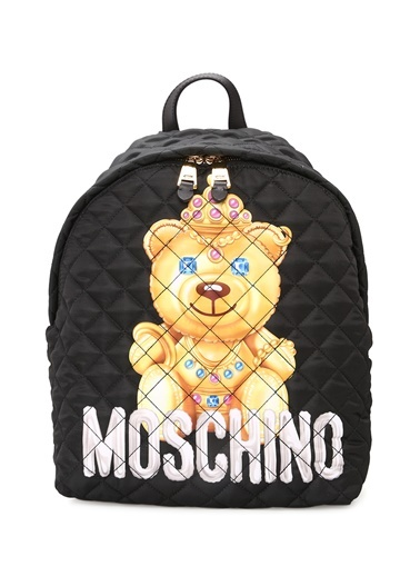 Sırt Çantası-Moschino